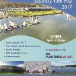 Open Day – Saturday, 13 May